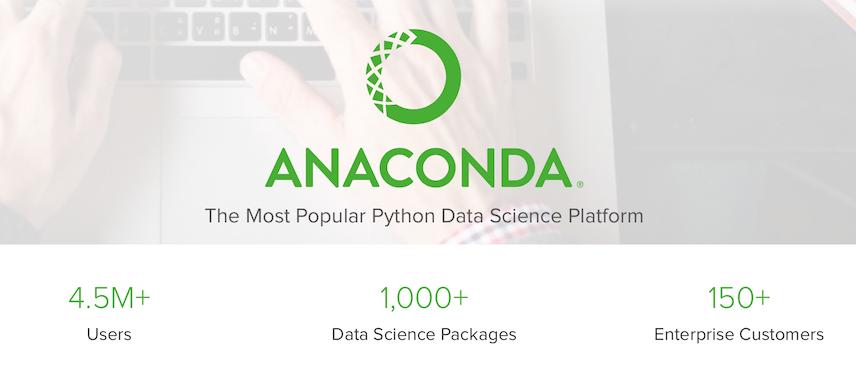 python-anaconda